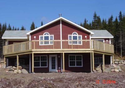 House on Fiddler's Lake